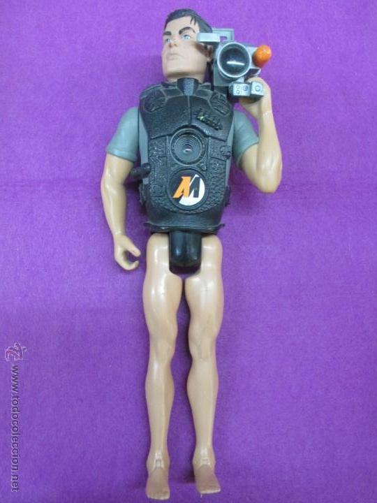 Action man: LOTE 3 MUÑECOS ACTION MAN, HASBRO 1998, VER FOTOS ADICIONALES - Foto 3 - 52821290