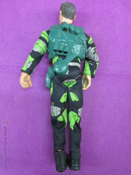 Action man: LOTE 3 MUÑECOS ACTION MAN, HASBRO 1998, VER FOTOS ADICIONALES - Foto 7 - 52821290