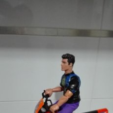 Action man: LOTE - ACTION MAN COMPUESTO POR (ACTION MAN + MOTO ACTION MAN DE TRIAL NARANJA).. Lote 53640767