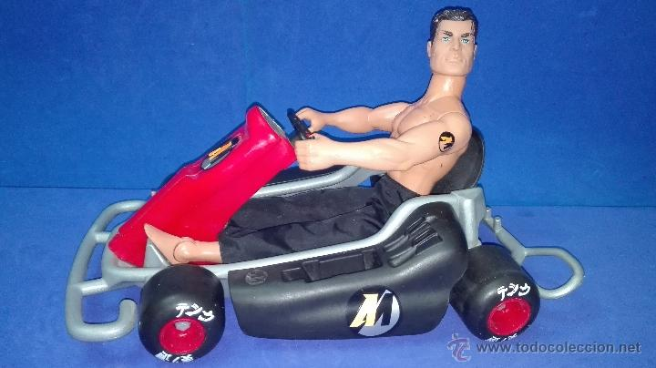 Action man: LOTE - ACTION MAN COMPUESTO POR (ACTION MAN + CAR GRAN TAMAÑO DE A. MAN) - Foto 4 - 53640821