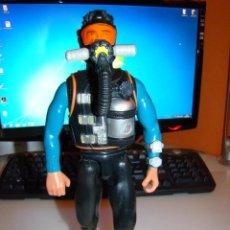 Action man: ACTION MAN SCUBA EXTREME SUBMARINISTA HASBRO 1998. Lote 54165928