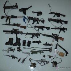 Action man: ARMAS PARA FIGURAS ACTIONMAN Y OTRAS. Lote 54711740
