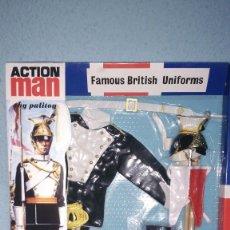 Action man: ACTION MAN 40 ANIVERSARIO 17TH/12 LANCEROS MISMA ESCALA QUE GEYPERMAN. Lote 56155169