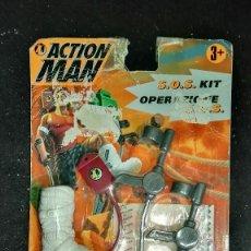 Action man: ACTION MAN KIT SOS. Lote 56261205