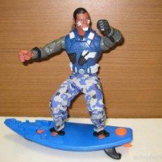 Action man: ACTION .MAN 2003 CON TABLA. Lote 56556883
