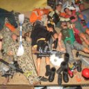 Action man: GRAN LOTE DE 167 PIEZAS, FIGURAS, COCHES, ARMAS, ROPA...DE ACTION MAN. Lote 56617021
