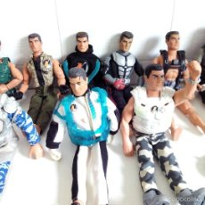 Action man: LOTE ACTION MAN. Lote 57205039