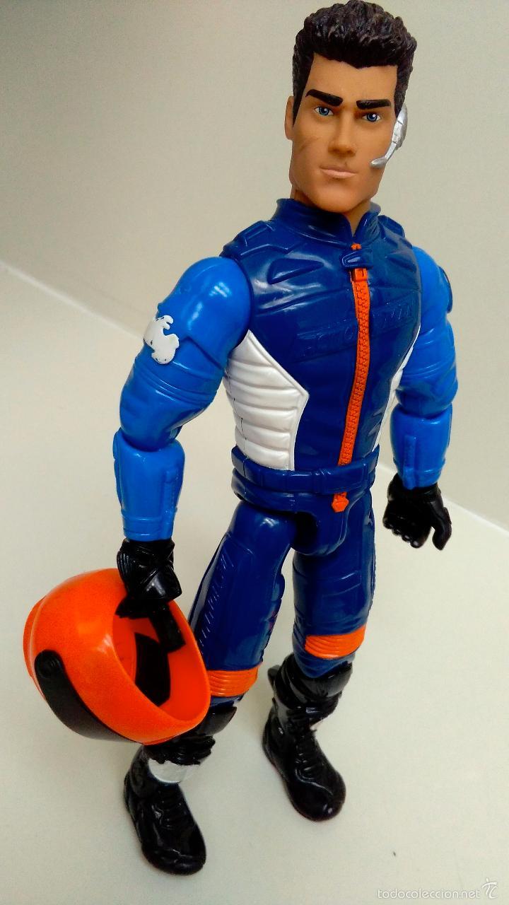 Action man: MOTO ACTION MAN EXTREME TERRAIN HASBRO 2003 + ACTION MAN HASBRO 2004 - Foto 4 - 57354018