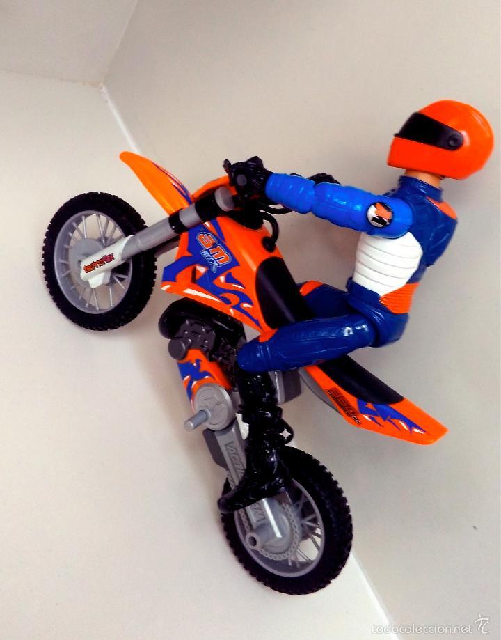 Action man: MOTO ACTION MAN EXTREME TERRAIN HASBRO 2003 + ACTION MAN HASBRO 2004 - Foto 8 - 57354018