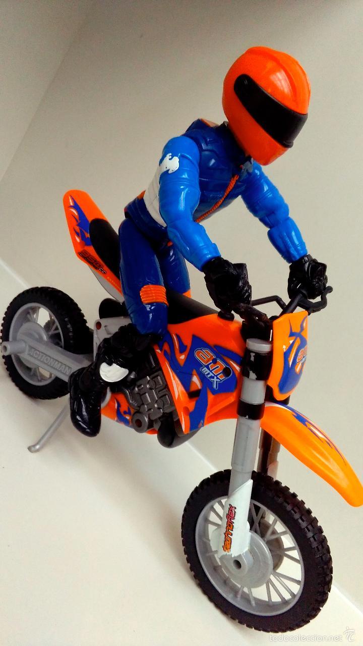 Action man: MOTO ACTION MAN EXTREME TERRAIN HASBRO 2003 + ACTION MAN HASBRO 2004 - Foto 9 - 57354018
