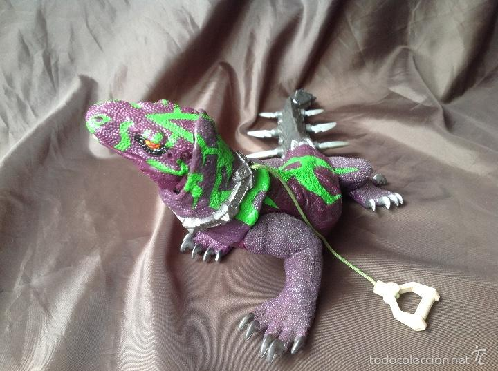 Action man: Dragón Komodo articulado Action Man Sin lengua envio 4,31€ por punto pack a peninsula y Baleares - Foto 2 - 57627823