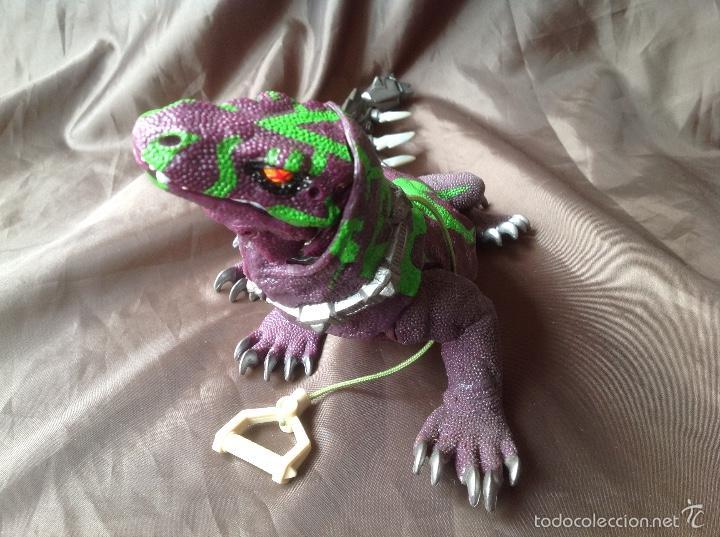 Action man: Dragón Komodo articulado Action Man Sin lengua envio 4,31€ por punto pack a peninsula y Baleares - Foto 6 - 57627823