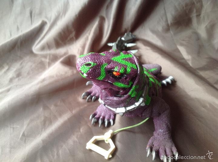 Action man: Dragón Komodo articulado Action Man Sin lengua envio 4,31€ por punto pack a peninsula y Baleares - Foto 7 - 57627823