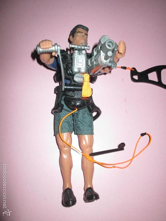 Action man: JUGUETE-FIGURA-ACTION MAN-GUERRERO-PERFECTO ESTADO-VER FOTOS. - Foto 3 - 57915034