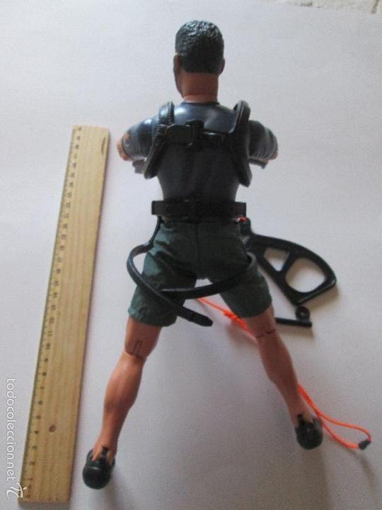 Action man: JUGUETE-FIGURA-ACTION MAN-GUERRERO-PERFECTO ESTADO-VER FOTOS. - Foto 6 - 57915034