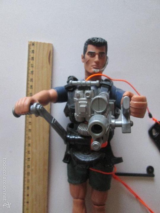 Action man: JUGUETE-FIGURA-ACTION MAN-GUERRERO-PERFECTO ESTADO-VER FOTOS. - Foto 8 - 57915034