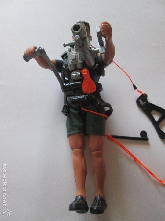 Action man: JUGUETE-FIGURA-ACTION MAN-GUERRERO-PERFECTO ESTADO-VER FOTOS. - Foto 9 - 57915034
