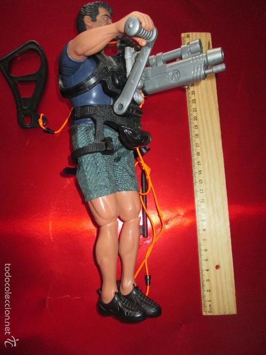 Action man: JUGUETE-FIGURA-ACTION MAN-GUERRERO-PERFECTO ESTADO-VER FOTOS. - Foto 10 - 57915034