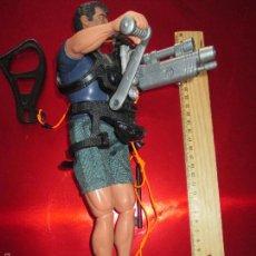 Action man: JUGUETE-FIGURA-ACTION MAN-GUERRERO-PERFECTO ESTADO-VER FOTOS.. Lote 57915034