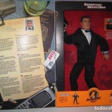 Action man: ACTION MAN - JAMES BOND 007 - TOMORROW NEVER DIES HASBRO 1997 NUEVO EN CAJA. Lote 63480868