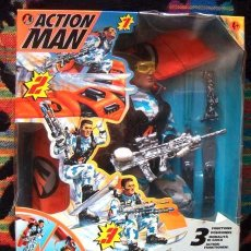 Action man: ACTION MAN POLAR SKY, NUEVO EN CAJA Y CON TODOS LOS ACCESORIOS, VER FOTOS.. Lote 67116505