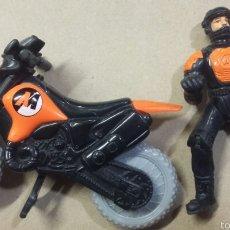 Action man: MOTO + PILOTO - ACTION MAN - PB04. Lote 67330551
