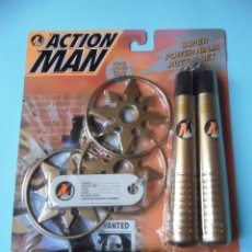 Action man: ACTION MAN SUPER POWER NINJA ACTION SET NUEVO EN BLISTER HASBRO 1997. Lote 69459593