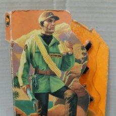 Action man: ACTION MAN. SOPORTE. ESCENARIO DESPLEGABLE. HASBRO. 1995. BLISTER SIN ABRIR.. Lote 74202186