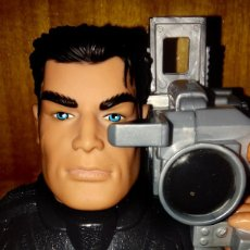 Action man: ACTION MAN FOTÓGRAFO ORIGINAL, HASBRO 1998, NADA ROTO, ARTICULACIONES BIEN Y NO HUELE A NADA RARO. Lote 77588281