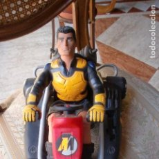 Action man: ACTION MAN 2000 KART Y FIGURA. Lote 80355217