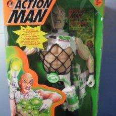 Action man: ACTION MAN PROFESOR CANGRENA GANGRENE NUEVO EN CAJA COLECCION HASBRO 1999. Lote 86470396