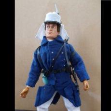 Action man: FIGURA MUÑECO ACTION MAN PALITOY NO GEYPERMAN. SOLDADO LEGION FRANCESA ORIGINAL 70'S.EAGLE EYES.PTOY. Lote 89123192