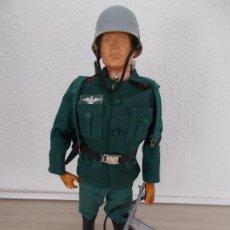 Action man: FIGURA ACTION MAN PALITOY NO GEYPERMAN.MUÑECO MANIQUÍ SOLDADO ALEMÁN ORIGINAL 70'S.PTOY. Lote 89127948