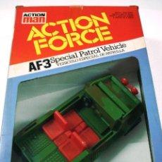 Action man: ACTION MAN - ACTION FORCE. AF3 SPECIAL PATROL VEHICLE. ¡NUEVO! PRECINTADO Y EN PERFECTO ESTADO... Lote 90196132