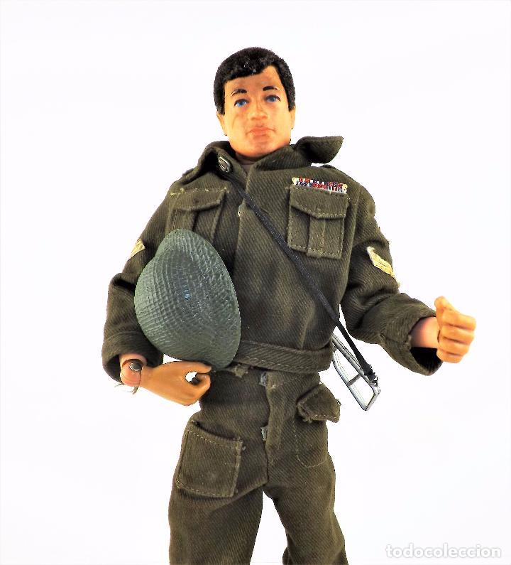 Action man: Action Man original. Soldado Inglés. - Foto 2 - 90355356