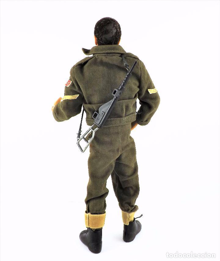 Action man: Action Man original. Soldado Inglés. - Foto 3 - 90355356