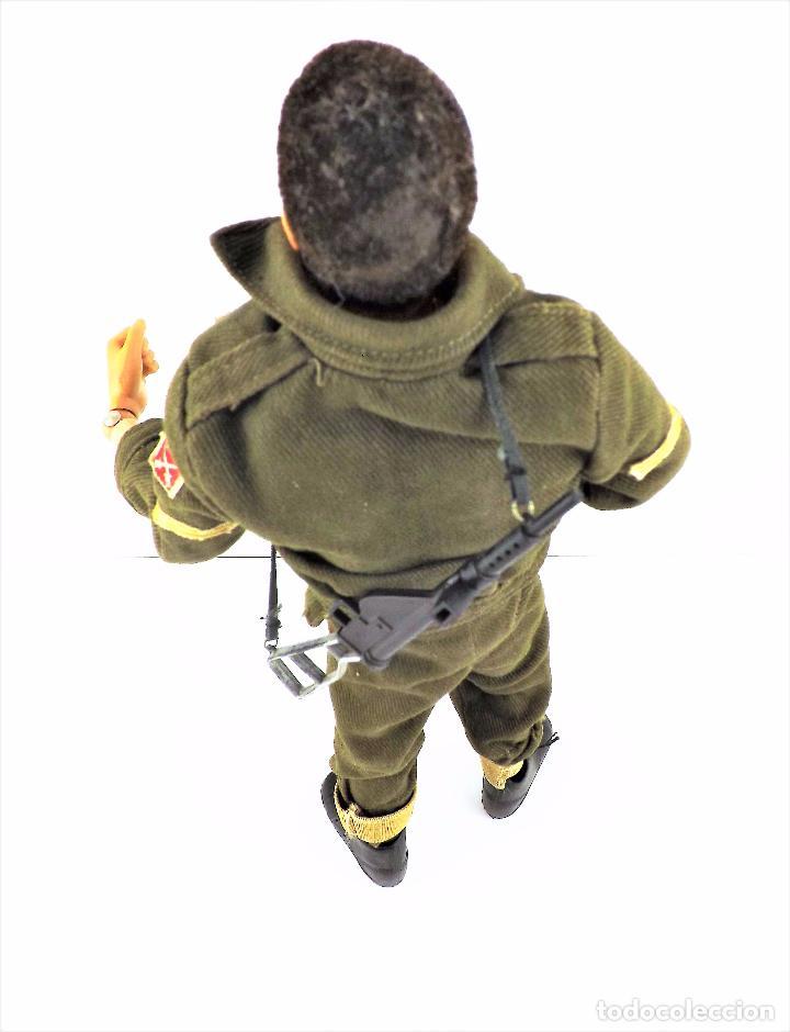 Action man: Action Man original. Soldado Inglés. - Foto 4 - 90355356