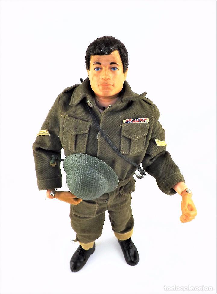Action man: Action Man original. Soldado Inglés. - Foto 5 - 90355356