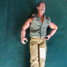 Action man: ACTIÓN MAN DEL 2003 HASBRO. Lote 90524820