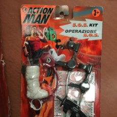 Action man: ACCESORIO ACTION MAN SOS KIT OPERAZIONE SIN ABRIR. Lote 91643215