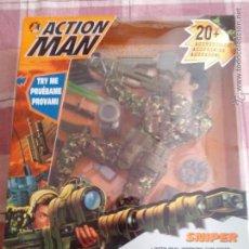 Action man: FRANCOTIRADOR CAMUFLADO. Lote 54154822