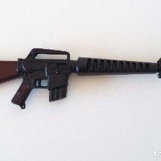 Action man: FUSIL COLT M16 - ACTION MAN - ORIGINAL AÑOS 70. Lote 93006110