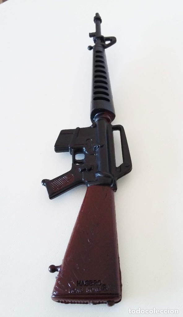 Action man: FUSIL COLT M16 - ACTION MAN - ORIGINAL AÑOS 70 - Foto 2 - 93006110