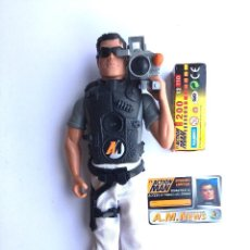 Action man: ACTION MAN HASBRO PHOTO MISION ( FOTO MISION ) 1998 COMPLETO IMPECABLE. Lote 93078450