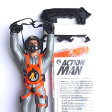 Action man: ACTION MAN HASBRO SKY JUMPER ( PARACAIDISTA ) 1999 COMPLETO IMPECABLE. Lote 93082070