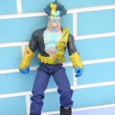 Action man: MUÑECO TEMPEST, ENEMIGO DE ACTION MAN, DE HASBRO. Lote 93085880