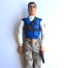 Action man: ACTION MAN HASBRO ANDS UP ( ARMA RAPIDA ) 1997 IMPECABLE. Lote 93188635