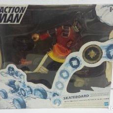 Action man: ACTION MAN SKATEBOARD EXTREME MB-HASBRO 1999-PRECINTADO. Lote 93886750