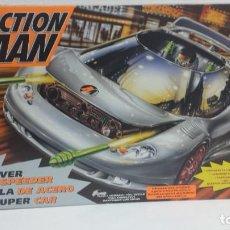 Action man: ACTION MAN COCHE BALA DE ACERO-MB 1998-PRECINTADO-ÚLTIMA UNIDAD. Lote 93886855