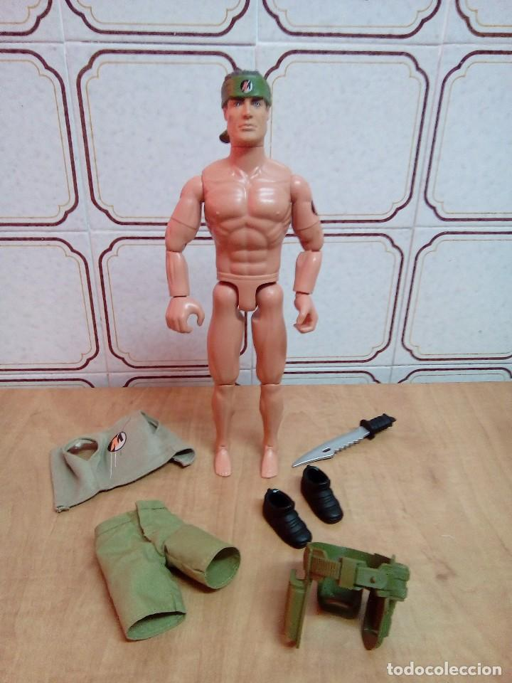 ACTION MAN HASBRO INTERNATIONAL 1996 (Juguetes - Figuras de Acción - Action Man)